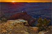 Sunset, Hopi Point, Grand Canyon