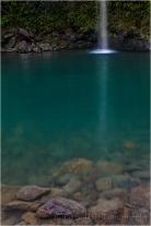 Serenity, Waterfall and pool, Hana Highway, Maui