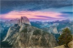 Top of the World, Half Dome at sunset, Glacier Point, Yosemite