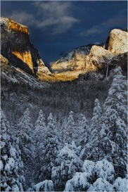 Storm's End, Tunnel View, Yosemite