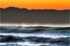 Sunrise, Drake's Bay, Point Reyes National Seashore