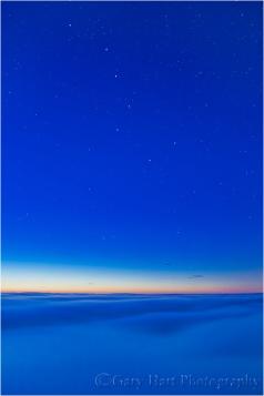 Almost Heaven, Big Dipper Above the Fog, Big Sur