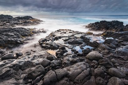 Gary Hart Photography: Dawn, Puna Coast, Hawaii