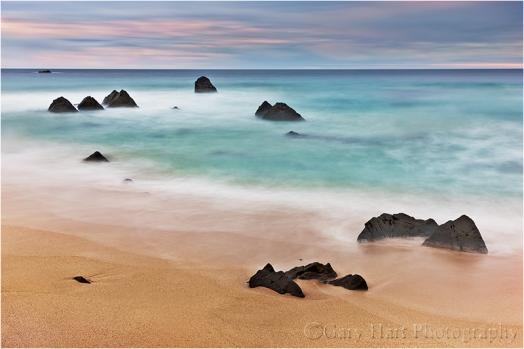 Ethereal Surf, Garrapata Beach, Big Sur