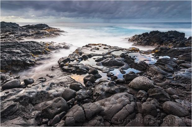 Dawn, Puna Coast, Hawaii