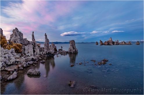 Sunset, South Tufa, Mono Lake