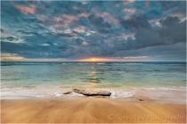 Sunset, Any Beach, Hawaii