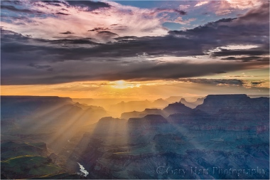 Heaven on Earth, Lipan Point, Grand Canyon