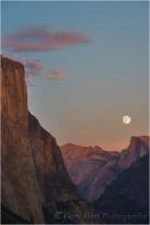 Gary Hart Photography, El Capitan and Half Dome, Yosemite