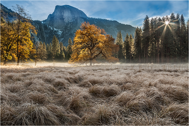 Gary Hart Photography, Autumn Glow, Yosemite