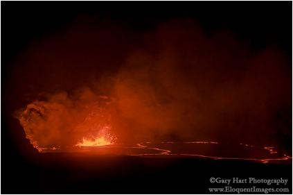 Gary Hart Photography: Kilauea Eruption, Hawaii