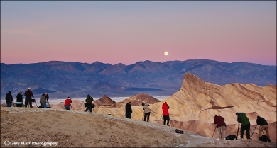 Gary Hart Photography Death Valley Photo Workshop Group