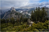 Gary Hart Photography: Clearing Storm, Glacier Point, Yosemite