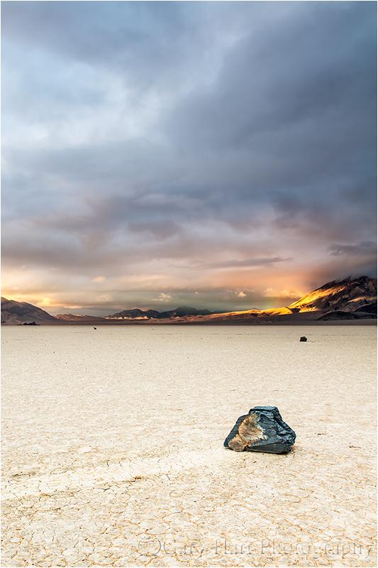Last Light, The Racetrack, Death Valley