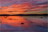 Lake on Fire, Mono Lake