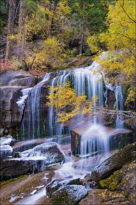 Gary Hart Photography: Autumn on Ice, Whitney Portal Fall