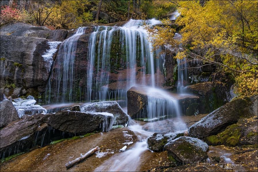 Gary Hart Photography: Fall Into Winter, Whitney Portal Fall