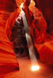 Peter Lik's Antelope Canyon image
