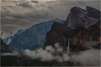 Valley Mist, Yosemite