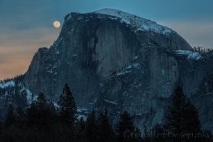 Moon Dance, Half Dome, Yosemite