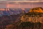 Gary Hart Photography: Three Strikes, Bright Angel Point, North Rim, Grand Canyon
