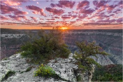 New Day, Bright Angel Point, North Rim, Grand Canyon