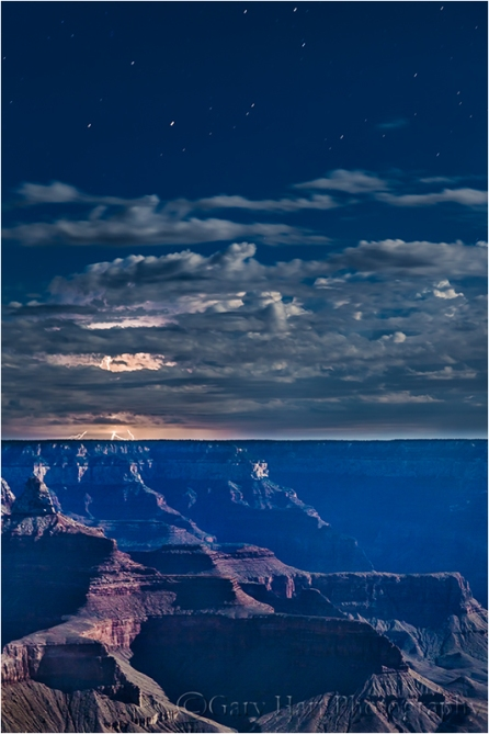 The Calm Above the Storm, Grand Canyon