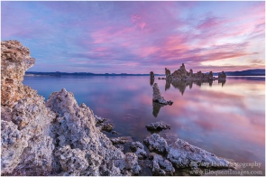 Gary Hart Photography: Before Sunrise, South Tufa, Mono Lake