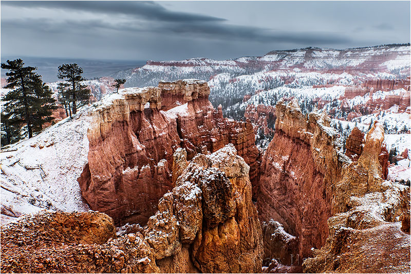Winter Morning, Bryce Canyon