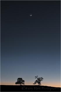 California Sunset, Sierra Foothills
