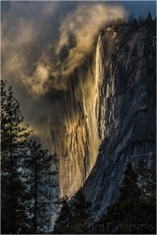 Revelation, Horsetail Fall, Yosemite