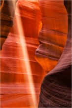 Beam, Upper Antelope Canyon, Arizona