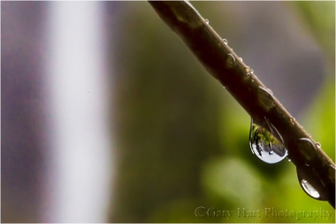 Raindrop, Bridalveil Fall, Yosemite