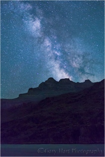 Milky Way, Inner Grand Canyon