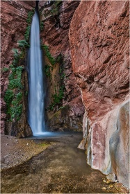 Deer Creek Fall, Inner Grand Canyon