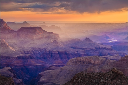 Sunrise, Grandview Point, Grand Canyon