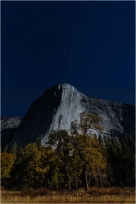 Gary Hart Photography: Autumn Moonlight, El Capitan, Yosemite