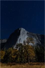 Gary Hart Photography: Autumn Moonlight, El Capitan, Yosemite