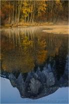 Gary Hart Photography: Autumn Reflection, Half Dome, Yosemite