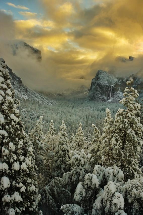 Gary Hart Photography, Glorious Morning, Yosemite Valley