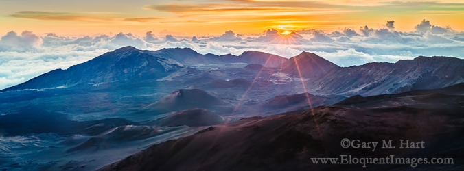 Haleakala Sunrise, Maui