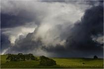 Gary Hart Photography: Tornado Warning, Sierra Foothills, California