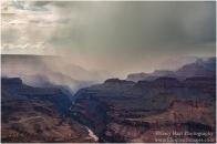 Gary Hart Photography: Thunderstorm, Lipan Point, Grand Canyon