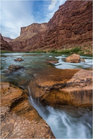 Gary Hart Photography: Marble Canyon Rapids, Grand Canyon