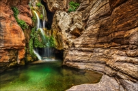 Gary Hart Photography: Emerald Pool, Elves Chasm, Grand Canyon