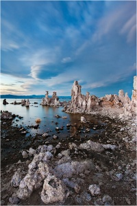Gary Hart Photography: Mono Twilight, South Tufa, Mono Lake