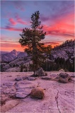 Gary Hart Photography: Sunset Fire, Olmsted Point, Yosemite