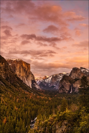 Gary Hart Photography: Yosemite Sky, Tunnel View, Yosemite