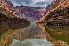 Gary Hart Photography: Inner Reflection, Colorado River, Grand Canyon