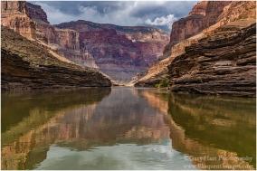 Gary Hart Photography: Inner Reflection, Colorado River, Grand Canyon